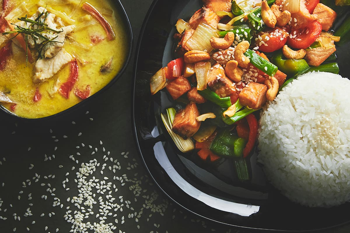 Esaan Taste of Thailand