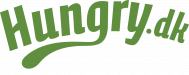 hungry logo green
